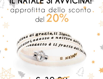 Bracciale Ave Maria